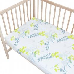 Baby Purity / Lot de 2 Draps Housse - 100% Coton linge de lit pour bébé