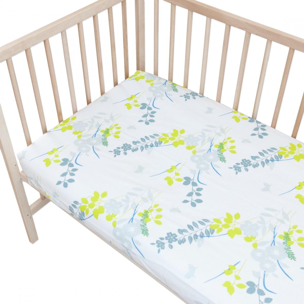 baby purity lot de 2 draps housse 100 coton linge de lit pour b b soulbedroom. Black Bedroom Furniture Sets. Home Design Ideas