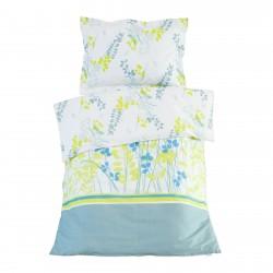 Baby Purity - 100% Coton parure de lit pour bébé (Housse de couette et Taie d'oreiller)