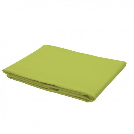 Vert - Drap / 100% Coton Linge de Lit