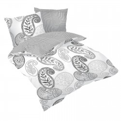 Sophia - 100% Cotton Bed Linen Set (Duvet Cover & Pillow Cases)