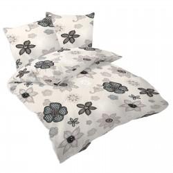Монна - 100% памук спален комплект (плик и калъфки)