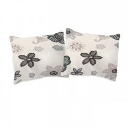 Monna - Taies d'oreiller ou traversin / 100% Coton