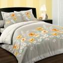 Paques - Cotton SATEEN Bed Linen Set (Duvet Cover & Pillow Cases)