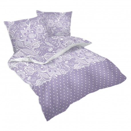 Madeline - 100% Cotton Bed Linen Set (Duvet Cover & Pillow Cases)