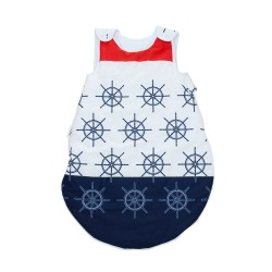 Baby Navy / Sleeping bag Pati'Chou