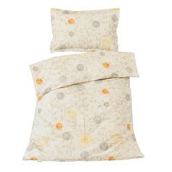 Baby Sunrise - 100% Cotone Biancheria per culle e lettini bambino (Copripiumino e Federa)