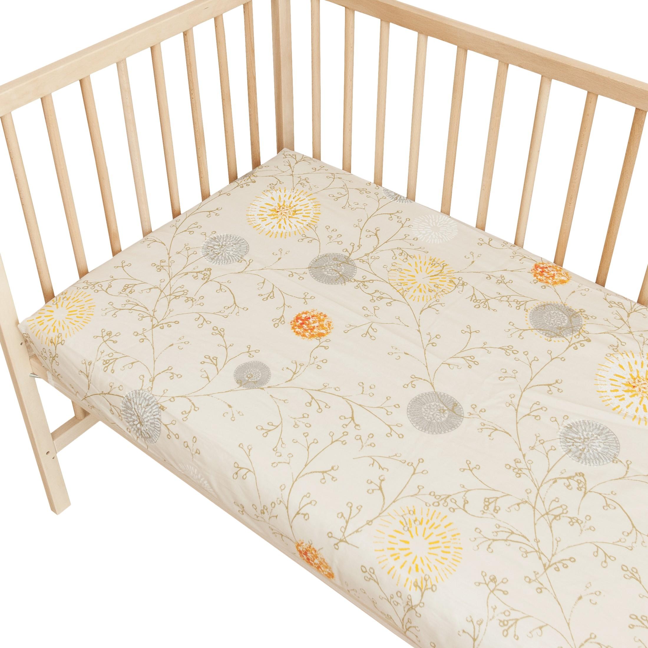 Baby sunrise lot de 2 draps housse 100 coton linge de for Drap housse in english
