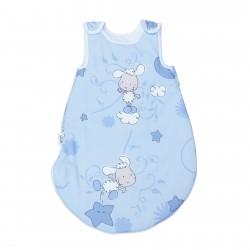 Baby Happy Lambs (Blue)  / Sleeping bag