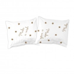 Make a wish - Pillow cases / 100% Cotton Bedding