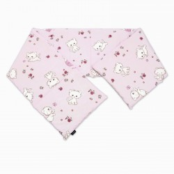 Rose Kittens - Tour de lit bébé