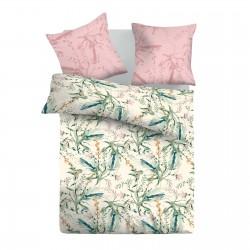 Aphrodite - 100% Cotone Biancheria da letto (Copripiumino e Federe)