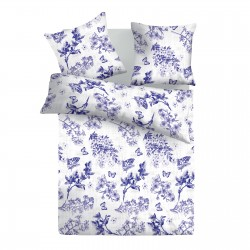 Josephine - 100% Cotton Bed Linen Set (Duvet Cover & Pillow Cases)