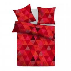 Мароко II - 100% памук спален комплект (плик и калъфки)