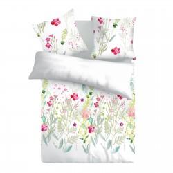 Сабрина - 100% памук спален комплект (плик и калъфки)