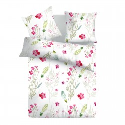 Sabrina II - 100% Cotton Bed Linen Set (Duvet Cover & Pillow Cases)