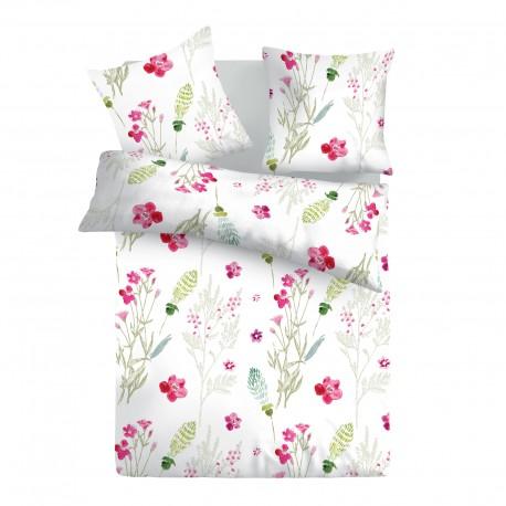 Sabrina II - 100% Cotton Bed Linen Set (Duvet Cover & Pillow Cases)