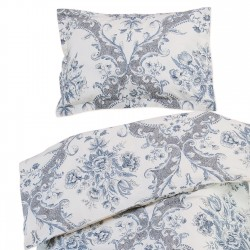 Венеция - 100% памук бебешки спален комплект (торба и калъфка)