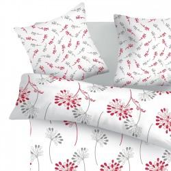 Изабела - 100% памук спален комплект (плик и калъфки)