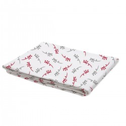 Isabella - Flat Sheet / 100% Cotton Bedding