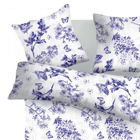 Жозефин - 100% памук спален комплект (плик и калъфки)