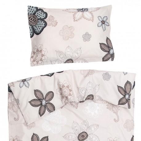 Monna - 100% Cotton Cot / Crib Set (Duvet Cover & Pillow Case)