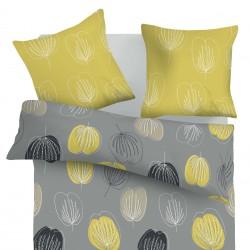 Грейс - 100% памук спален комплект (плик и калъфки)