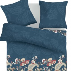 Olimpia - 100% Cotton Bed Linen Set (Duvet Cover & Pillow Cases)