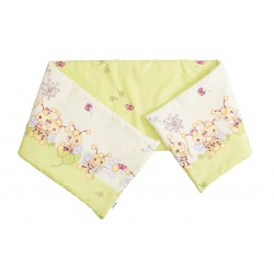 Baby Happy Bees - Pati'Chou Cot / Crib Bumper Pad Half