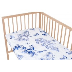 Josepihne / Pack of 2 Fitted Sheet - 100% Cotton Cot / Crib Bedding