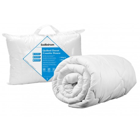 SoulBedroom winter warm quilted duvet
