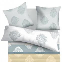 Глори - 100% памук спален комплект (плик и калъфки)