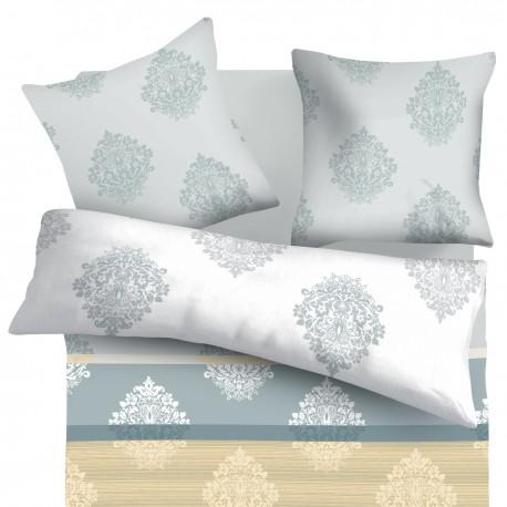 Glory - 100% Cotton Bed Linen Set (Duvet Cover & Pillow Cases)