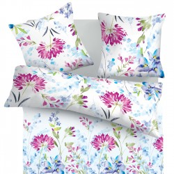 April - 100% Cotton Bed Linen Set (Duvet Cover & Pillow Cases)