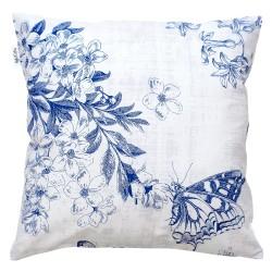 Жозефин декоративна възглавница и калъфка 100% памук