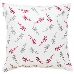 Изабела декоративна възглавница и калъфка 100% памук