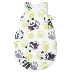 Bamboo panda / Sleeping bag Pati'Chou for baby