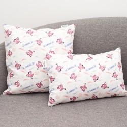 Фламинго - Pati'Chou декоративна възглавница и калъфка 100% памук