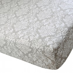 Rococo - Fitted Sheet / 100% Cotton Bedding