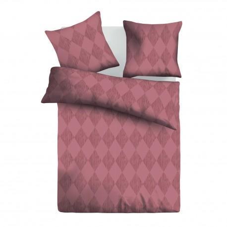 Аметист II - 100% памук спален комплект (плик и калъфки)