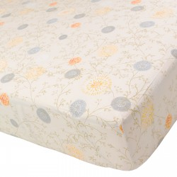 Sunrise - Fitted Sheet / 100% Cotton Bedding