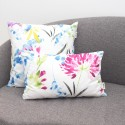 April - cushion and 100% cotton cover decorative baby and kid