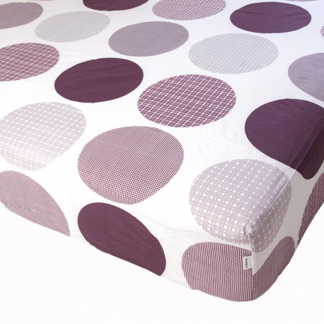 Ava - Fitted Sheet / 100% Cotton Bedding