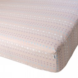 Ophelia - Fitted Sheet / 100% Cotton Bedding