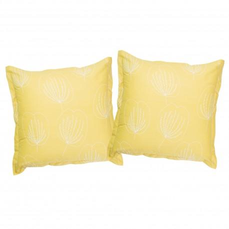 Grace - Taies d'oreiller ou traversin / 100% Coton