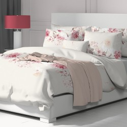 Tanea - 100% Cotton Bed Linen Set (Duvet Cover & Pillow Cases)