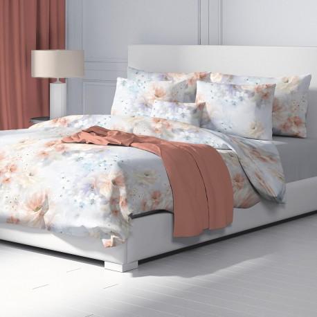 Annabelle - 100% Cotton Bed Linen Set (Duvet Cover & Pillow Cases)