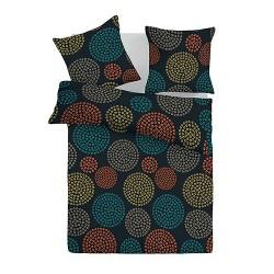 Вива - 100% памук спален комплект (плик и калъфки)