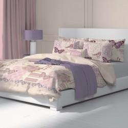 Je t'aime - 100% Cotton Bed Linen Set (Duvet Cover & Pillow Cases)