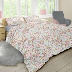 Claire - 100% Cotton Bed Linen Set (Duvet Cover & Pillow Cases)